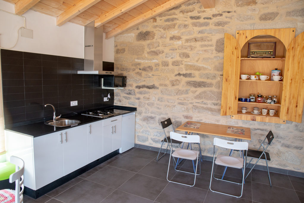 Salón-Cocina alojamientos