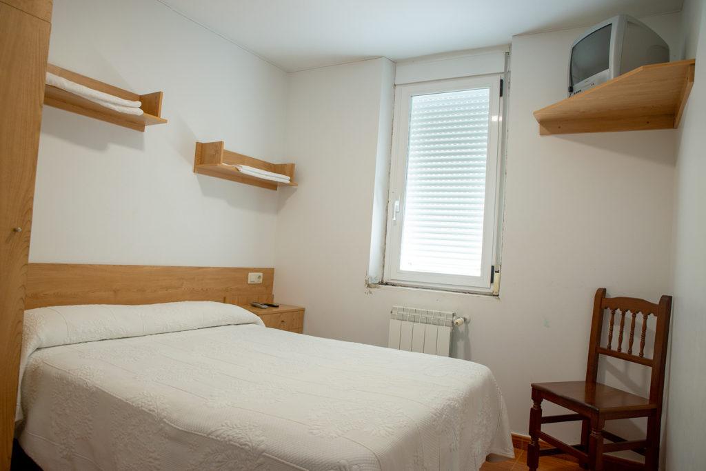 Habitación matrimonio alojamiento